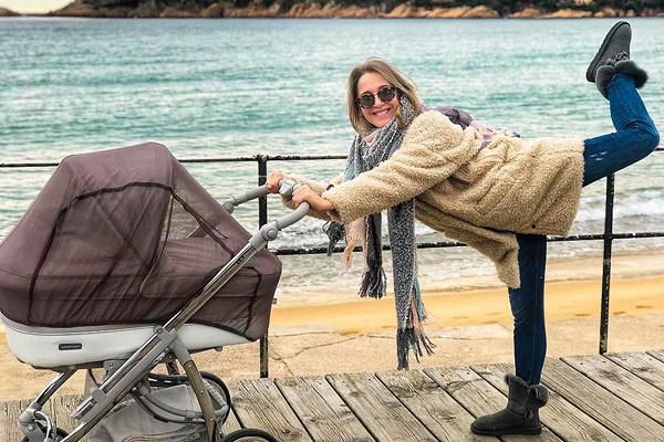 В ноябре прошлого года Юлия подарила Алексею дочь Амелию