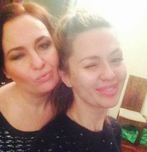 Ангелина и Виктория Боня