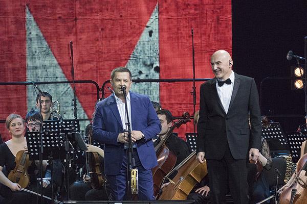 Николай Расторгуев и Игорь Матвиенко