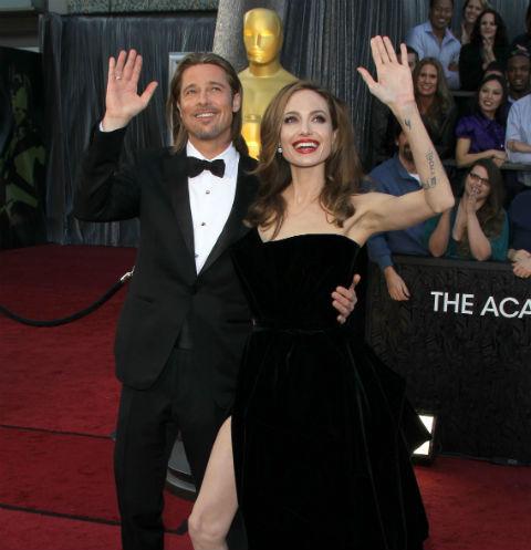Когда-то Брэд Питт и Анджелина Джоли были счастливы друг с другом