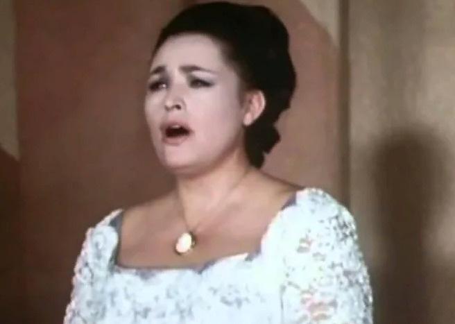 Валентина Левко работала в Большом театре на протяжении 22 лет