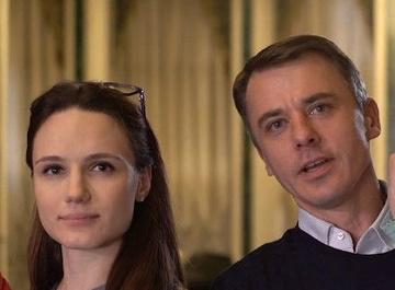 Игорь Петренко показал подросших дочерей