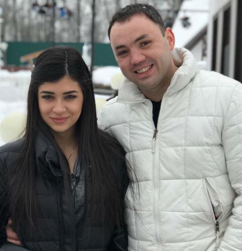 Ивана Дилова и Александр Гобозов