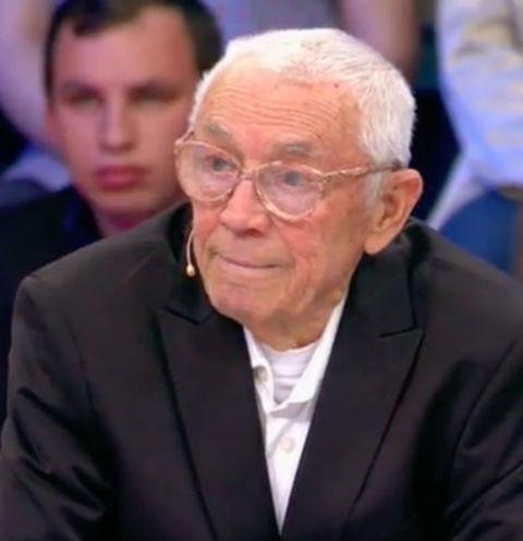 Олег Анофриев в 2016 году
