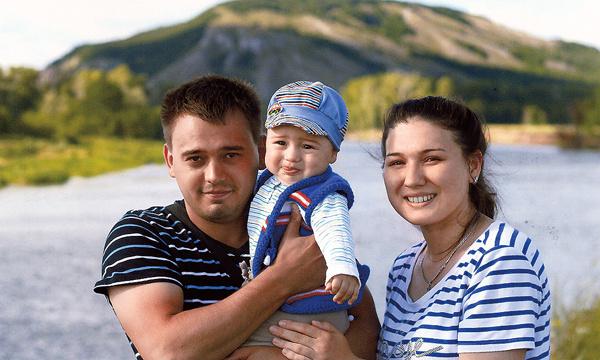 О своей чудесной свекрови рассказала Илюза Петрова из Стерлитамака