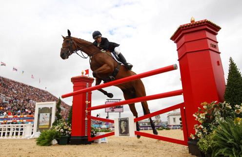 Зара Филипс получила одно из пяти мест в олимпийской команде по конному спорту