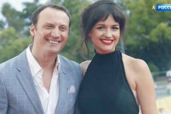 Анатолий и Инесса официально поженились лишь в 2013 году