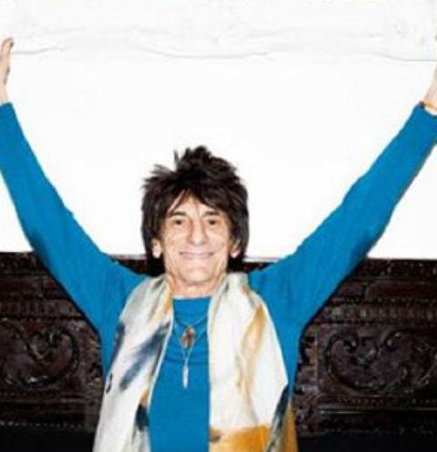 68-летний гитарист The Rolling Stones стал отцом
