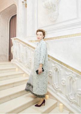 Анастасия Харитонова (beauty-директор Marie Claire)