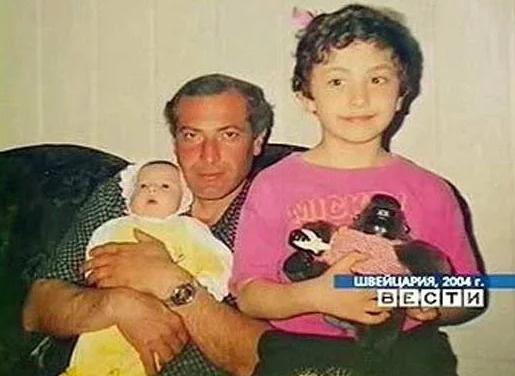 16 лет назад Калоев потерял семью в авиакатастрофе