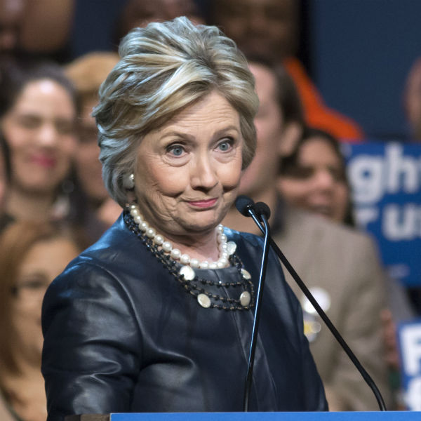 Хиллари Клинтон придется признать поражение