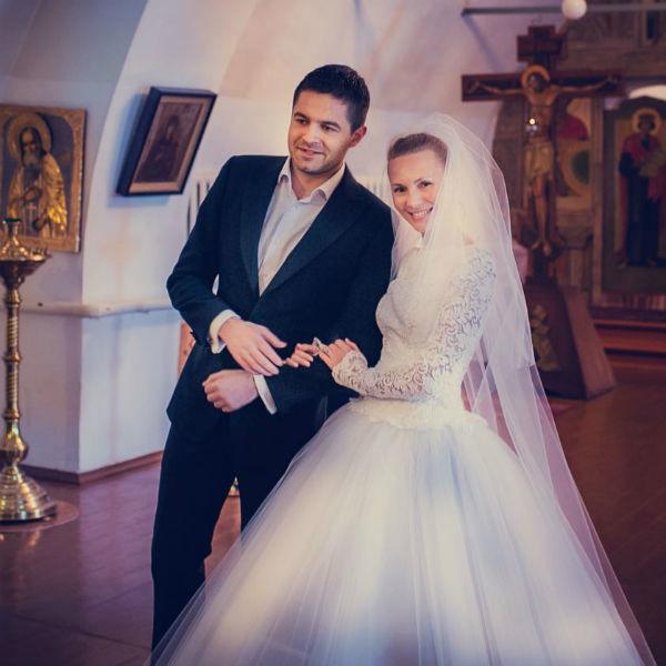 Сергей и Наталья счастливы в браке