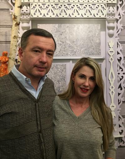Ирина и Константин Луценко