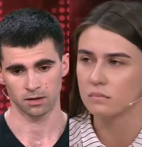 Евгений Львов и Марина Исаханова