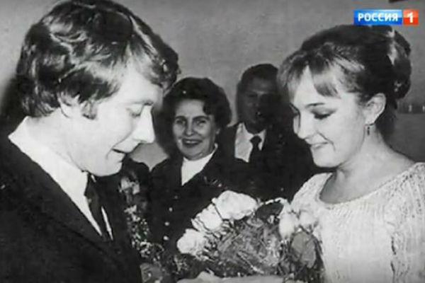 Свадьба Миронова и Градовой
