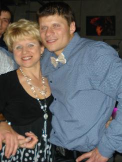 Свекровь Елены Нина Петровна с сыном Валерой