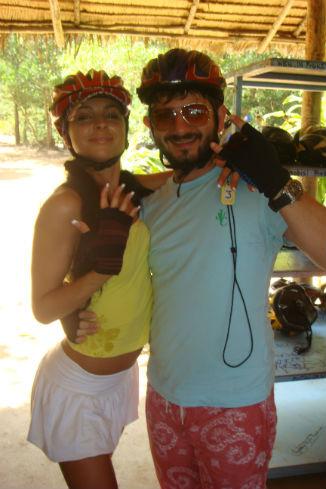 Миша и Вика в Таиланде