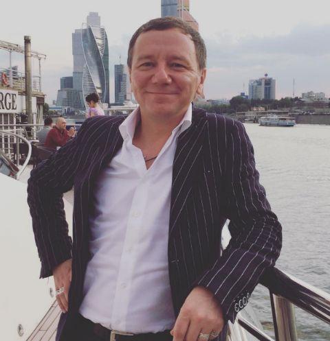 Михаил Гребенщиков