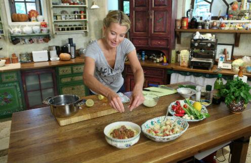 Юля готовит на скорую руку