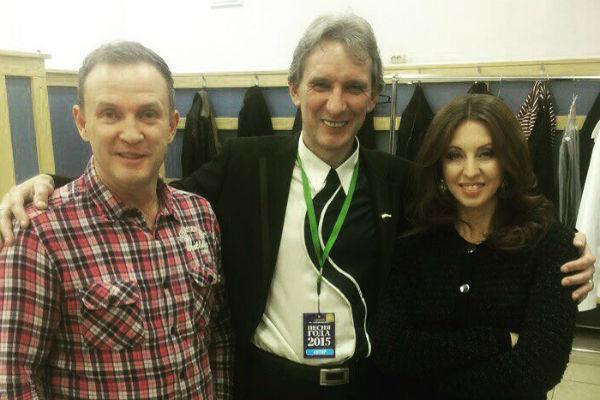Бородин дружил со многими звездами отечественного шоу-бизнеса