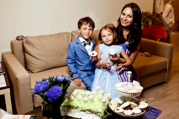 В сентября Инна Жиркова родила третьего ребенка