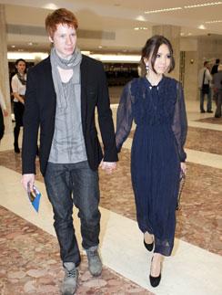 Никита Пресняков и Аида - одна из самых красивых и ярких пар страны