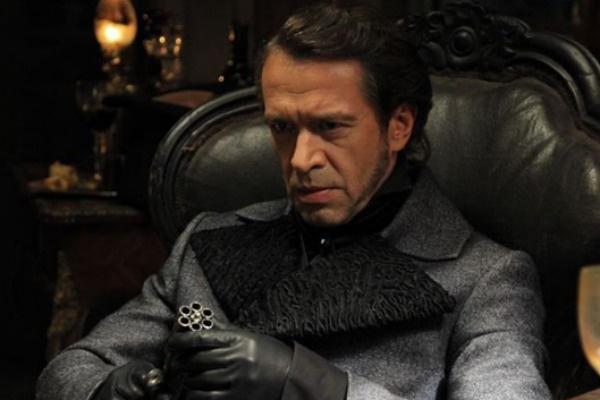 Кадр из фильма «Дуэлянт» с Владимиром Машковым