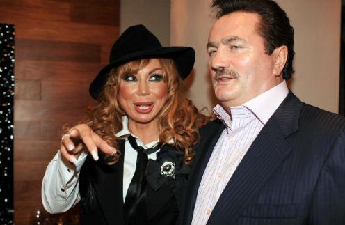Маша Распутина относится к дочке мужа, как к родной