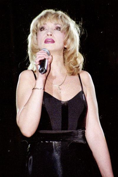 Раньше Аллегрова не запрещала снимать себя во время концертов