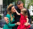 Младшая дочь Ксении Бородиной пошла в детский сад