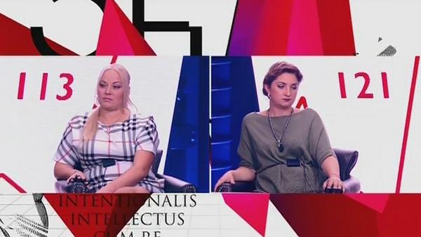 Надежда Федосеенкова и Екатерина Кузнецова