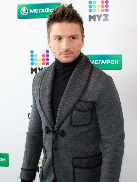 Популярный певец Сергей Лазарев также примет участие в новом проекте