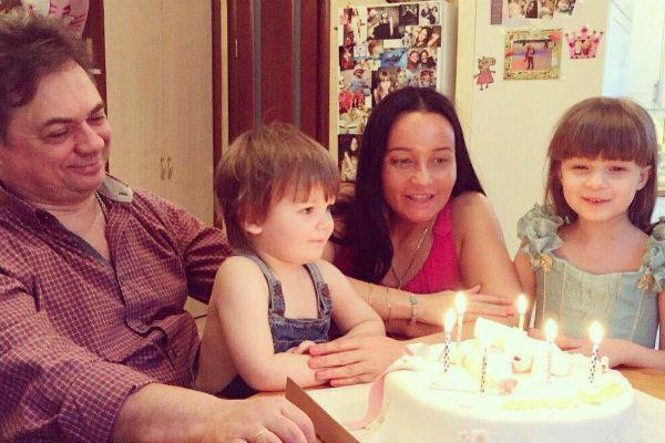 Андрей Леонов устроил для дочери пышный праздник