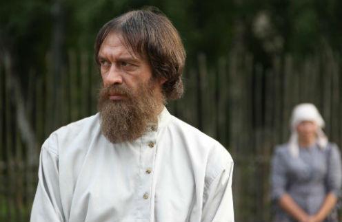 Владимир Машков в роли Распутина
