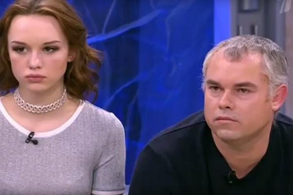 Отец Дианы Алексей вступался за дочь