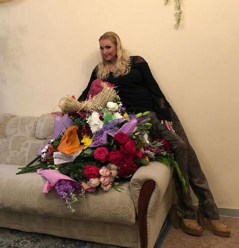 Анастасия Волочкова прокомментировала обвинения в домогательствах