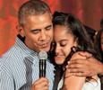 Дочь Барака Обамы подсела на запрещенные вещества