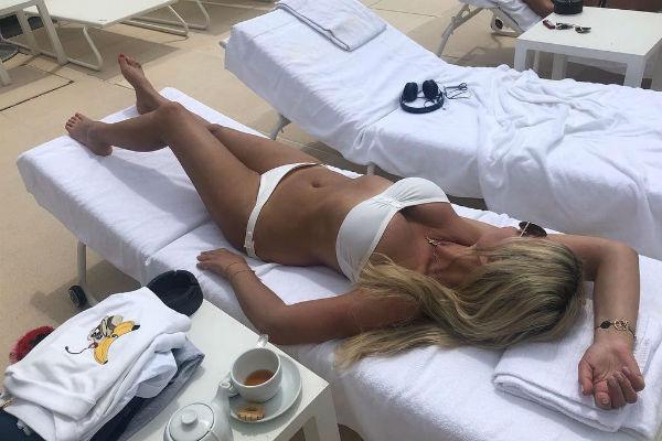 Ирине Салтыковой исполнилось 52 года