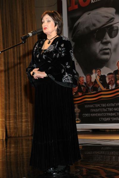 Зинаида Кириенко дружила с Быстрицкой около 60-ти лет