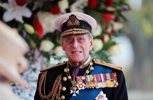 Принц Филип
