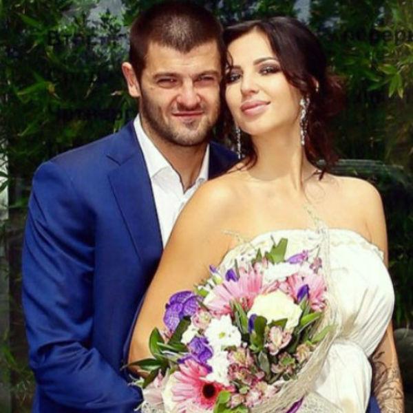 Брак с Радуловым продлился всего год.