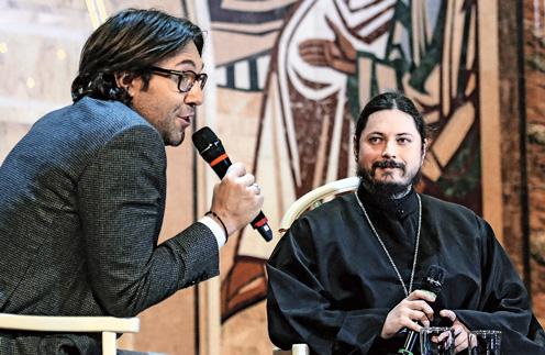 Молодой священник рассказал, что готов участвовать в любом проекте, делающем людей лучше