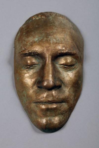 Посмертная маска Владимира Высоцкого была продана на аукционе за 55 тысяч евро