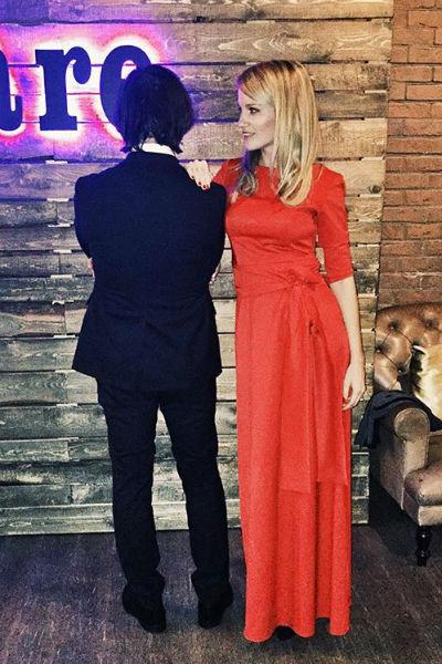 Режиссер Ренат Давлетьяров и актриса Женя Малахова научились разделять семейную жизнь и работу