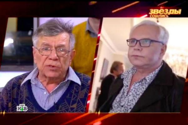 Брат Бориса Моисеева Маркс обратился к знаменитому родственнику