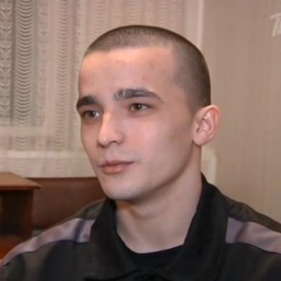 Заключенный Семенов