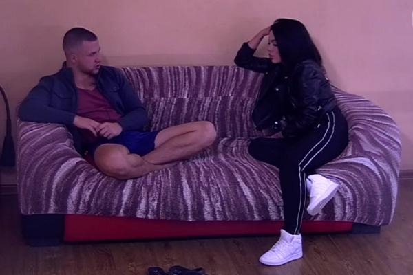 Дмитрий и Полина пытались построить отношения на телепроекте