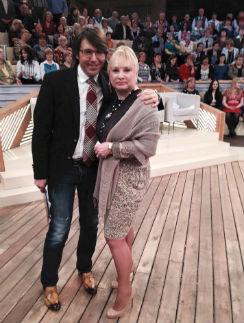Ирина Федорова – украшение любой телевизионной программы