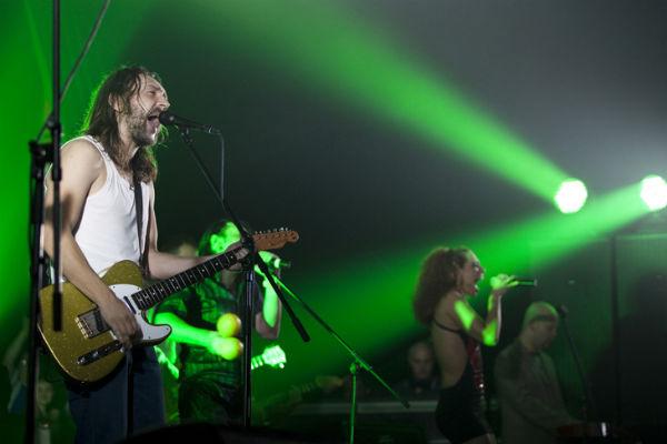 Один из концертов группы