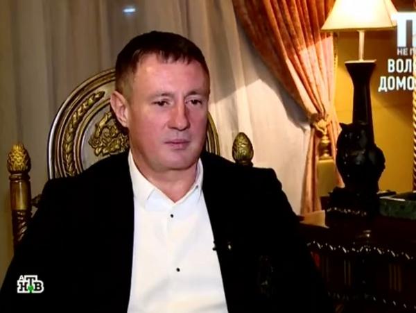 Бизнесмен Андрей Марченко
